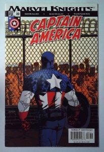 Captain America #22 (2004)