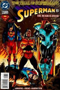 Superman (1987 series) #107, NM (Stock photo)