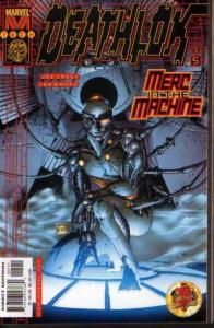 Deathlok (1999 series) #5, NM (Stock photo)
