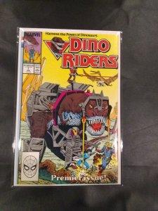 Dino Riders #1 NM condition.
