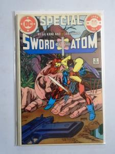 Sword of the Atom Special (DC 1984) #1, NM - 1984