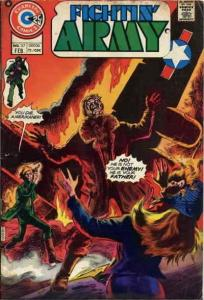Fightin' Army #117 VG; Charlton | low grade comic - save on shipping - details i