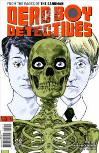Dead Boy Detectives (2nd Series) #3 VF/NM; DC/Vertigo | save on shipping - detai