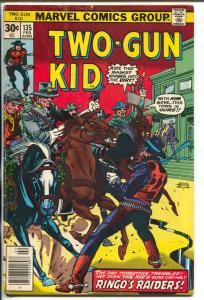 Two-Gun Kid  #135 1976-Marvel-Gil Kane cover-VG