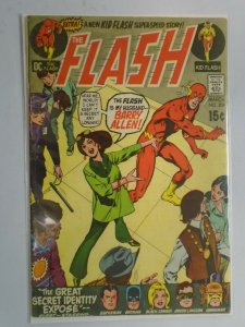 The Flash #204 4.5 VG+ (1971 1st Series)