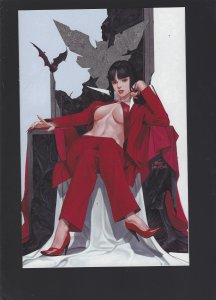 Vampirella Volume 5 #14 Limited Edition Cover