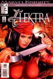 Elektra (2001 series) #8, NM (Stock photo)