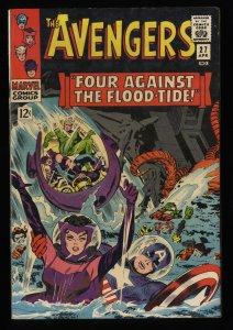 Avengers #27 VF- 7.5 Marvel Comics Thor Captain America