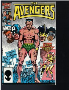 Avengers #270 (Marvel, 1986) VF/NM