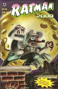Ratman 2000 #1 VF/NM; Slave Labor | save on shipping - details inside