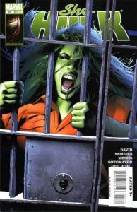 She-Hulk (2005 series) #28, NM (Stock photo)
