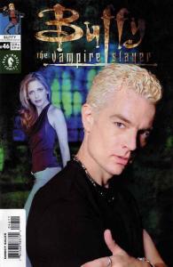 Buffy the Vampire Slayer #46SC FN; Dark Horse   save on shipping - details insid
