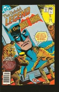 DC Comics The Untold Legend of the Batman #1 (1980)