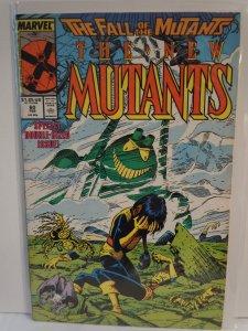 The New Mutants #60