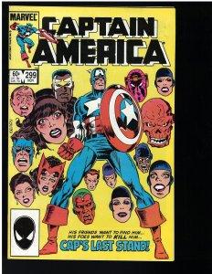 Captain America #299 (Marvel, 1984)