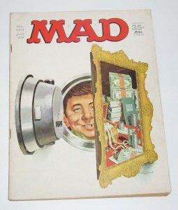 Mad Magazine #120 Norman Mingo Cover July 1968 EC Publications FN