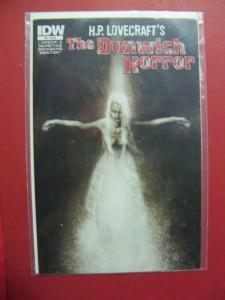 THE DUNWICH HORROR #3    (9.0 to 9.4 or better)  IDW