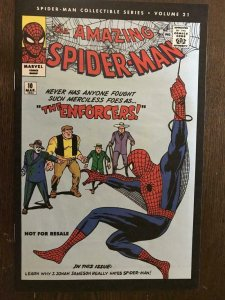 AMAZING SPIDER-MAN #10, VF+, Reprint, Enforcers, 2006, Peter Parker, Marvel, 21