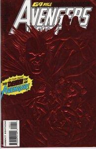 Avengers West Coast #100 (1993)