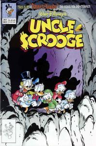 Uncle Scrooge (Walt Disney…) #261 FN; Gold Key | save on shipping - details insi