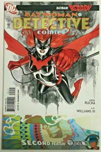 DETECTIVE COMICS#854 NM 2009 BATWOMAN DC COMICS