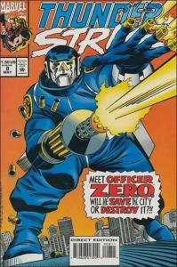 Marvel THUNDERSTRIKE (1993 Series) #8 VF/NM