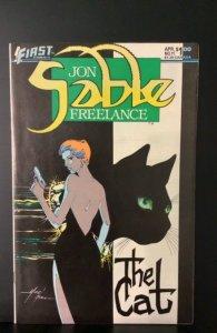 Jon Sable, Freelance #11 (1984)
