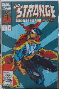 Doctor Strange, Sorcerer Supreme #49 (1993)
