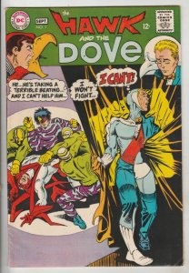 Hawk and the Dove, The #1 (Sep-68) VF/NM High-Grade Hawk and Dove