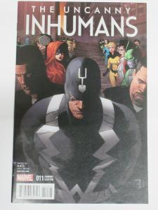 Uncanny Inhumans (Marvel 2016) #11 Khoi Pham Variant