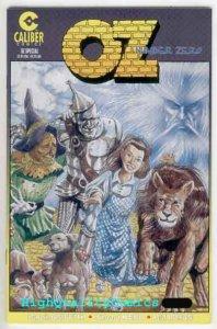 OZ #0, NM-, Caliber, Frank Baum, Emerald City, Megalomaniac, Wizard of, Dorothy