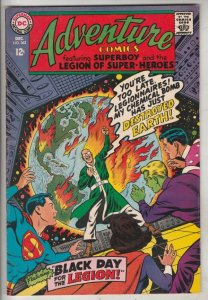 Adventure Comics #363 (Dec-67) VF/NM High-Grade Legion of Super-Heroes, Superboy