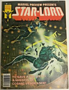 MARVEL PREVIEW#15 FN 1978 STAR-LORD MARVEL BRONZE AGE MAGAZINE