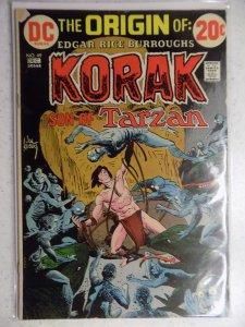 Korak, Son of Tarzan #49 (1972)