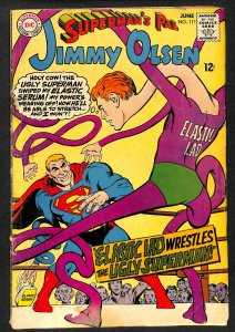 Superman's Pal, Jimmy Olsen #111 (1968)
