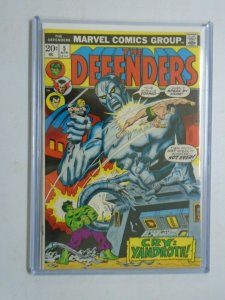 The Defenders #5 7.5 VF- (1973)