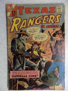 Texas Rangers in Action #56