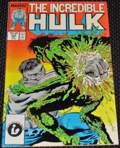 The Incredible Hulk #334 (1987)