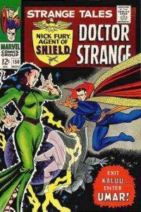 Strange Tales (1951 series) #150, Fine (Stock photo)