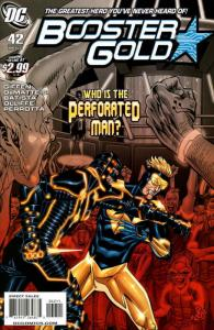 Booster Gold (2nd Series) #42 VF/NM; DC   save on shipping - details inside