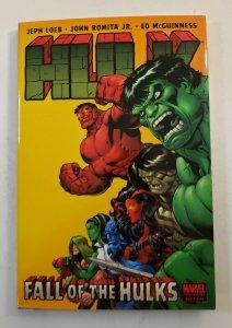 HULK: FALL OF THE HULKS VOL.5 HARD COVER GRAPHIC NOVEL MARVEL PREMIERE EDITION N