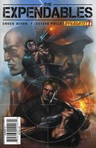 Expendables, The #1A VF/NM; Dynamite | save on shipping - details inside