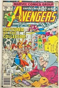 AVENGERS#174 VF 1978 MARVEL BRONZE AGE COMICS