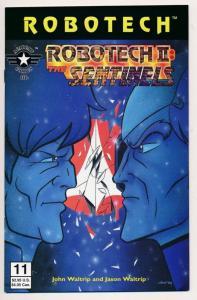 ROBOTECH II : The Sentinels Book IV #11 Academy Comics Ltd 1996 ~ VF/NM (PF284)