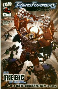 Transformers: Armada #18 VF/NM; Dreamwave | save on shipping - details inside