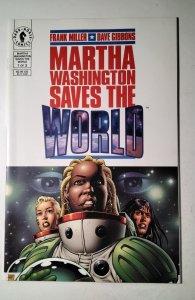 Martha Washington Saves the World #1 (1997) Dark Horse Comic Book J756