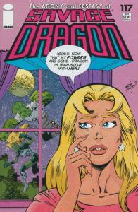 Savage Dragon, The #117 FN; Image | save on shipping - details inside