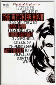 WITCHING HOUR #1, NM+, Jeph Loeb, 1999, Bachalo, more Vertigo in store