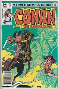 Conan the Barbarian #133 (Apr-82) NM/NM- High-Grade Conan the Barbarian