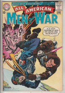 All-American Men of War #103 (Jun-64) VF High-Grade Johhny Cloud